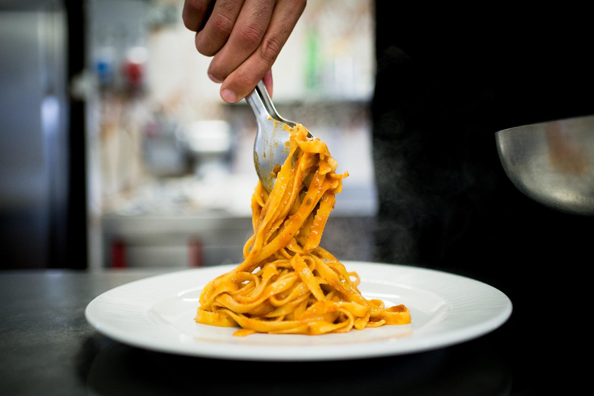 Ristorante Gianni il Salernitano - Fettuccine